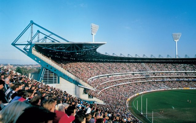 Great Southern Stand at MCG | 1992 | Vic