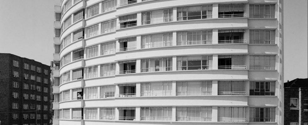 Wylde Street Apartments | 1948-1951