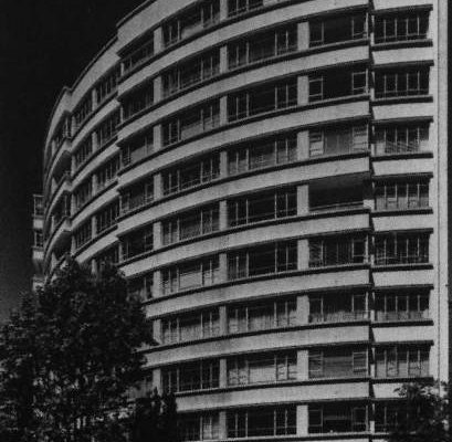 Wylde Street Apartments | 1948-1951 | NSW