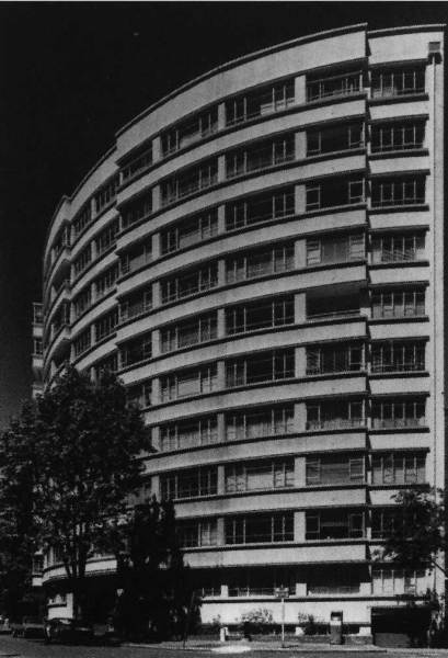 Wylde Street Apartments