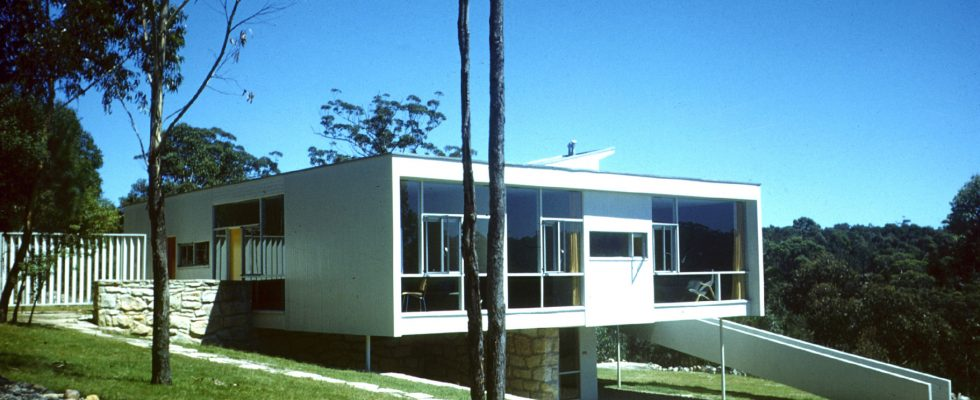 Rose Seidler House Group | 1948-56 | NSW