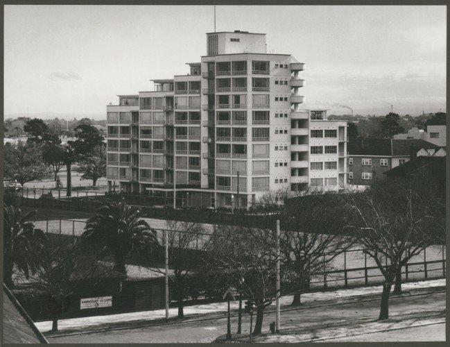 Stanhill Flats, Frederick Romberg