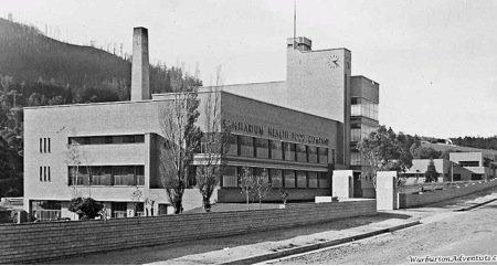 Docomomo, Sanitarium Factory