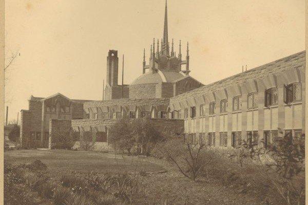Newman College | 1915-18