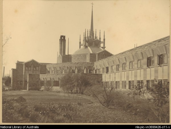 NLA, Newman college