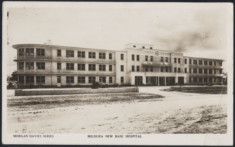 SLV, Mildura Base Hospital