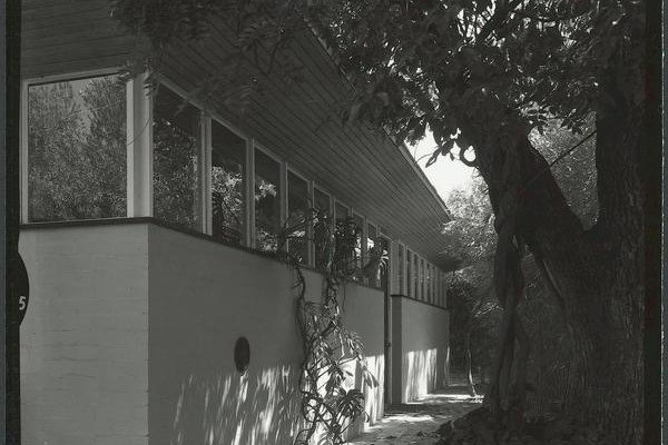 Grounds House and Flats | 1953-54