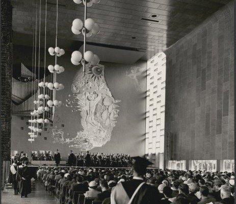Wilson Hall | 1952-56 | Victoria
