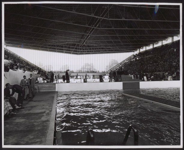 slv, Olympic Swimming Stadium
