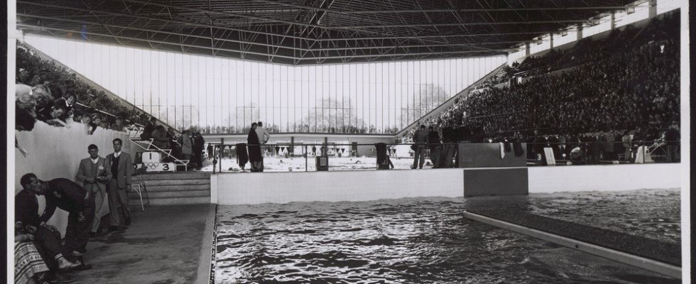 Olympic Swimming Stadium | 1952-56 | VIC