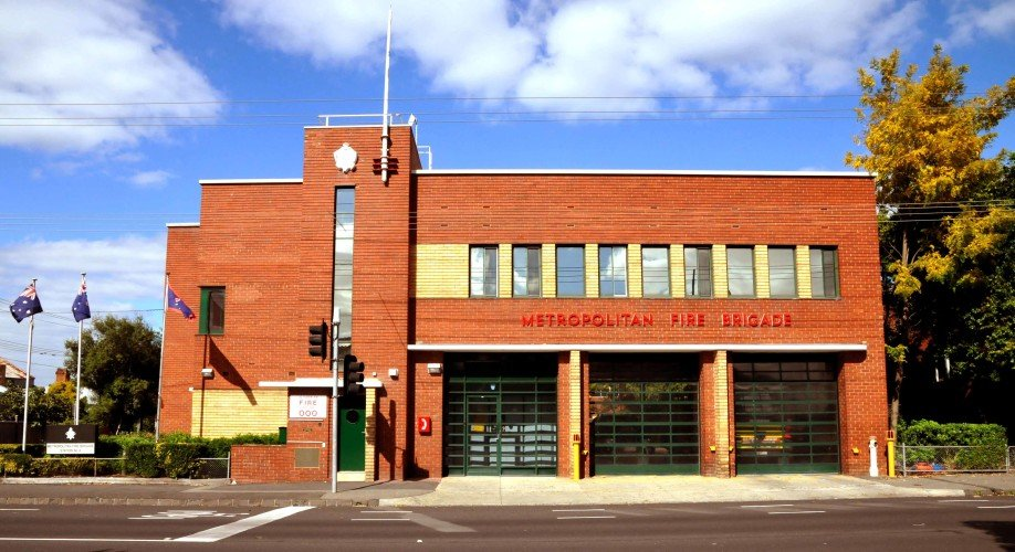 wikipedia, Brunswick fire station