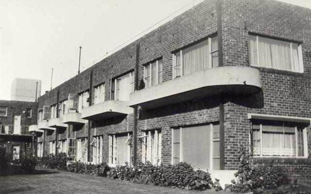Cairo Flats | 1935-36 | VIC