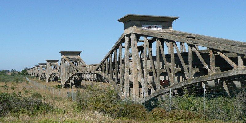 Ovoid Sewer Aqueduct | 1913-15 | VIC