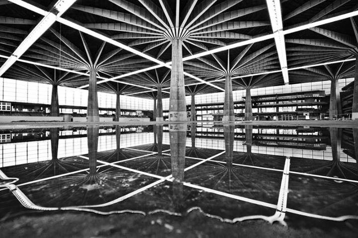 Palazzo del Lavoro, by Pier Luigi Nervi (Torino 1961)