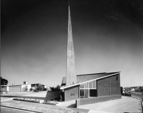 Church of Mary Immaculate Ivanhoe 1963