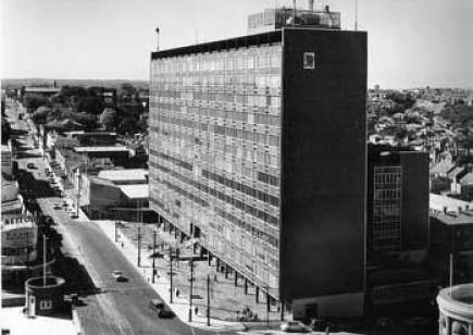 MLC Building | 1954-1957 | NSW