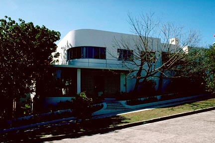 prevost house