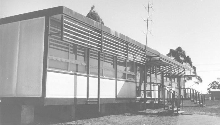 Demountable Classrooms | 1966 | NSW