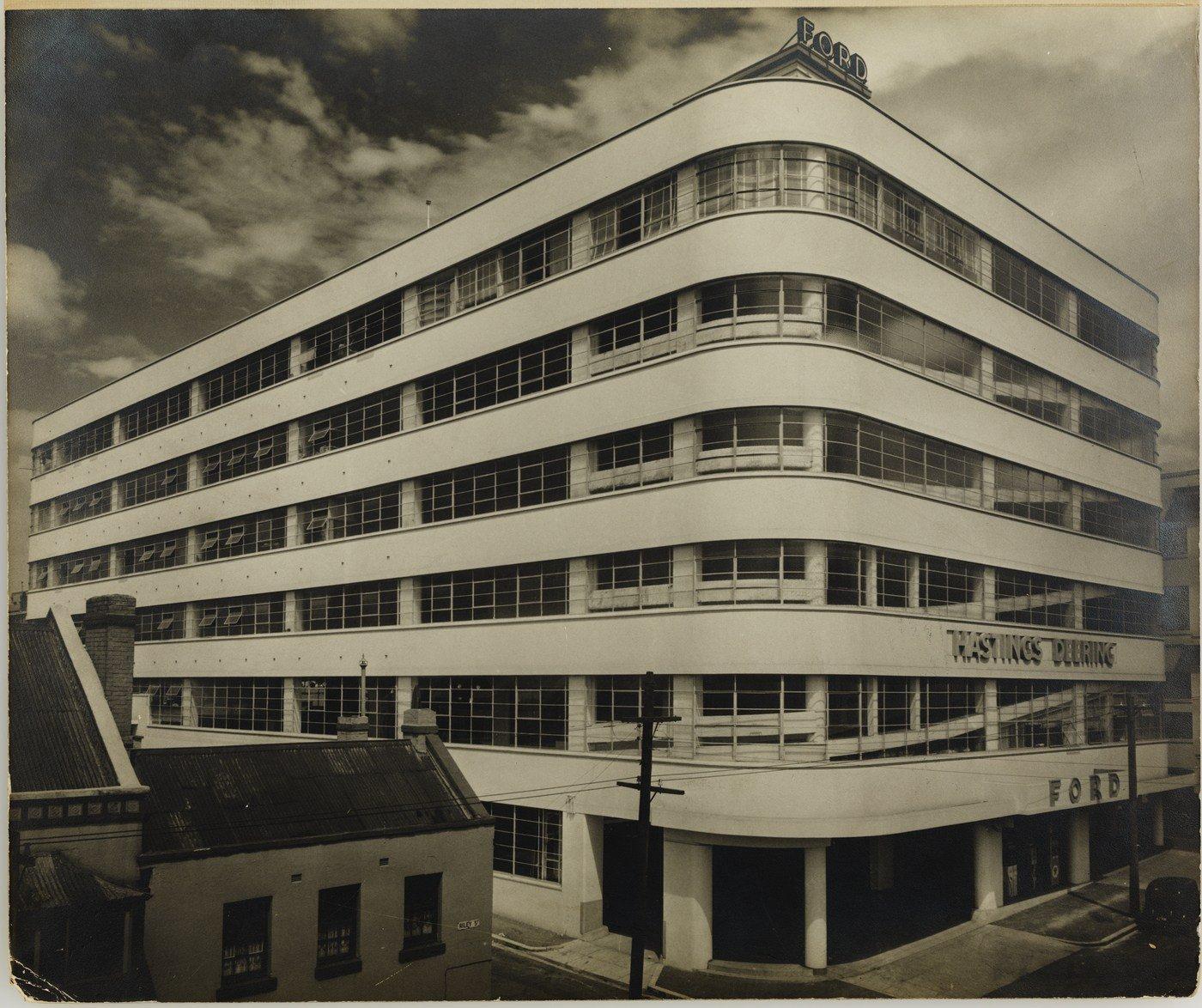 Hastings Dearing Building