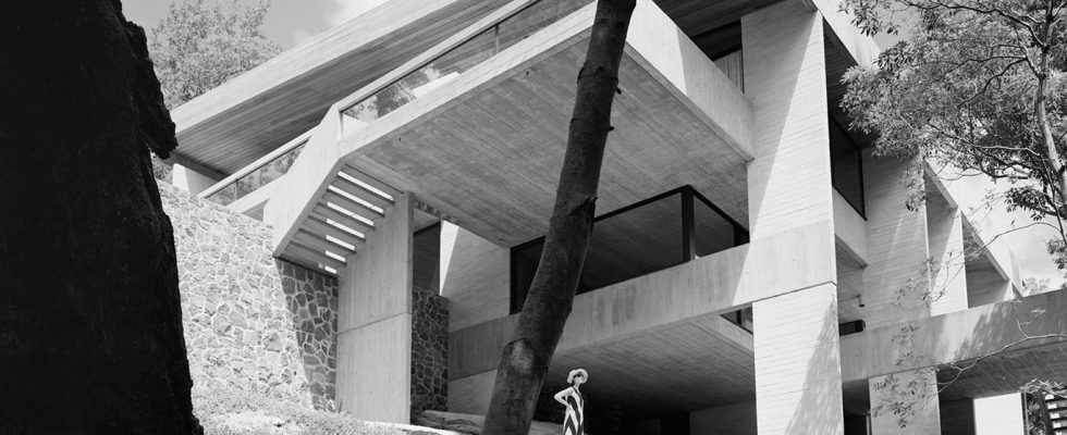 Harry and Penelope Seidler House, 1967, NSW