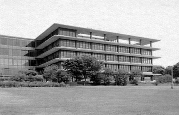 Fisher Library | 1962 | NSW